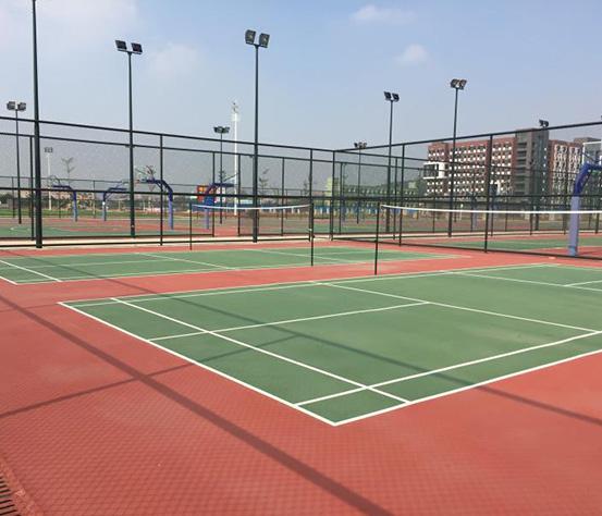 东莞网球场营造