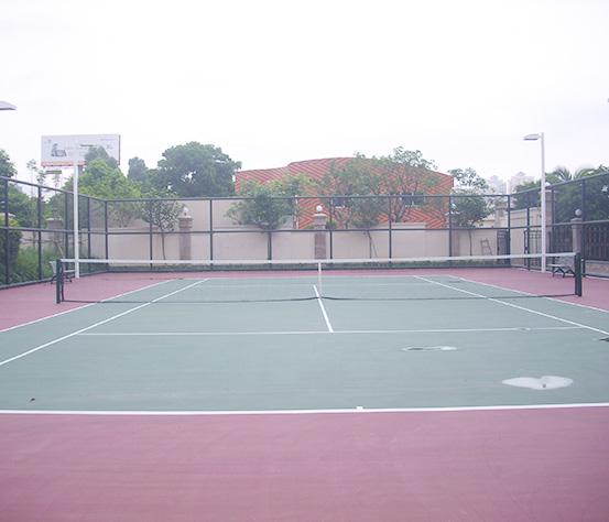 东莞网球场设计