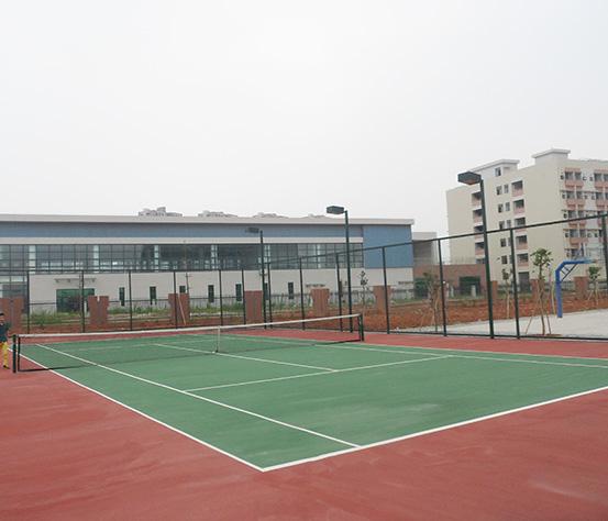 东莞网球场
