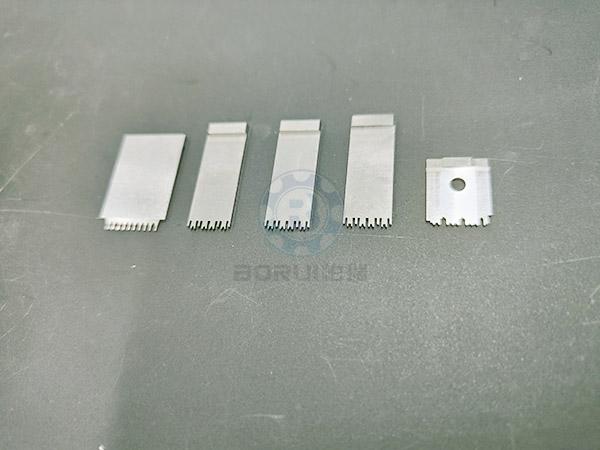 东莞连接器零件制作