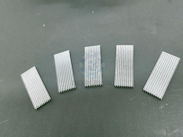连接器零件生产