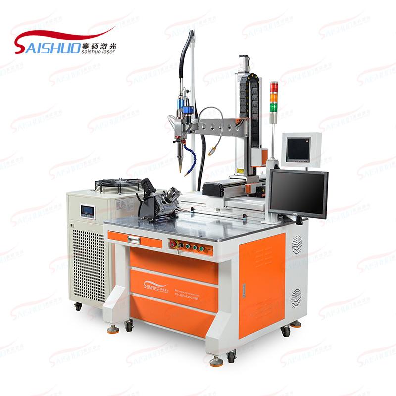 800W光纖連續激光焊接機