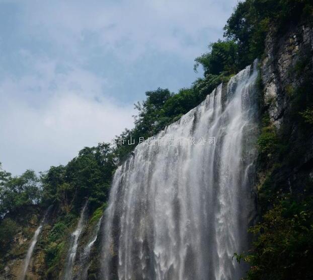 苏氏山水顺应自然 独觅探险岛意外之境