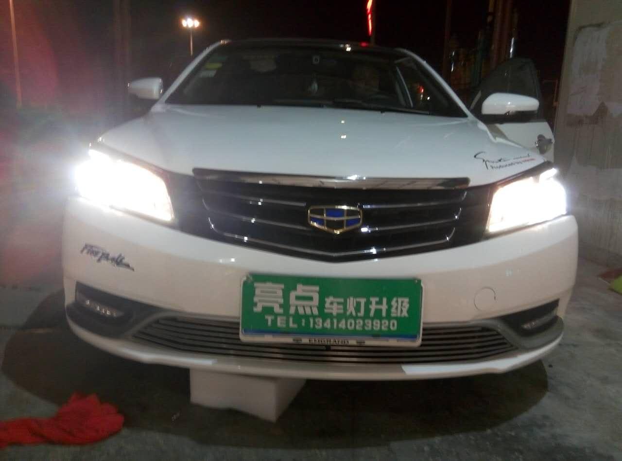 汕頭亮點改燈,專業汽車燈光改裝升級