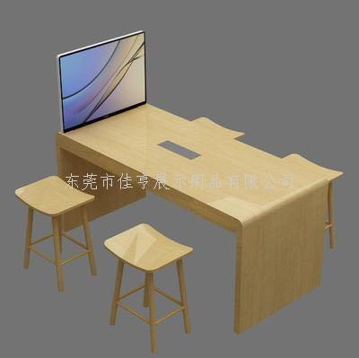手机体验台 东莞展示柜厂家直销 展柜定制 连瑞展示柜