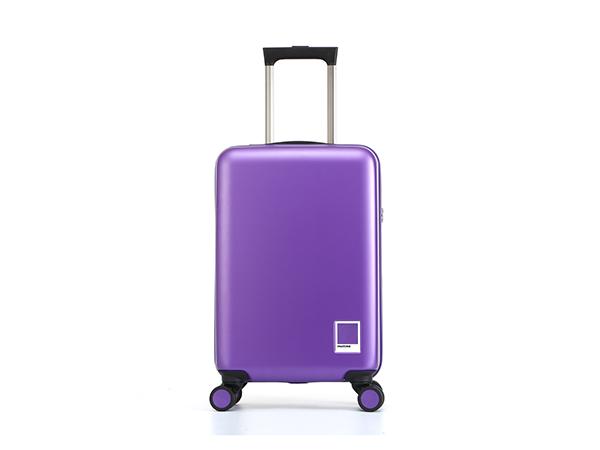出差铝镁拉杆行李箱