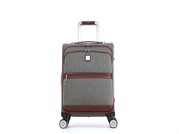旅行软拉行李箱