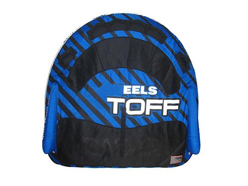 藍黑雙色充氣墊