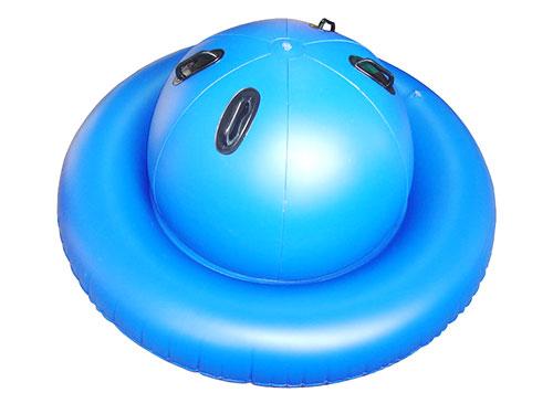 藍色充氣球
