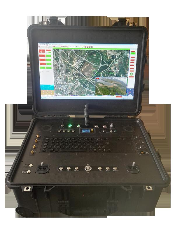復合地面站系統(測控鏈路/圖傳/飛控一體化)