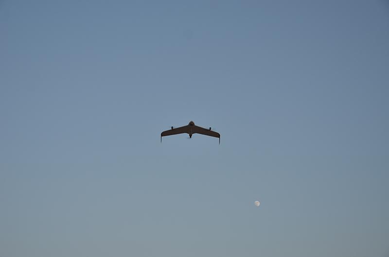5kg級垂起固定翼系統平臺