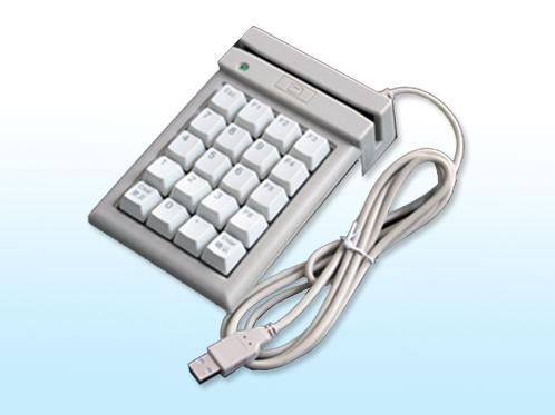 刷卡键盘USB接口