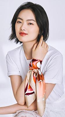 萬事利2019春夏新品雙面印花真絲絲巾中方巾  童趣