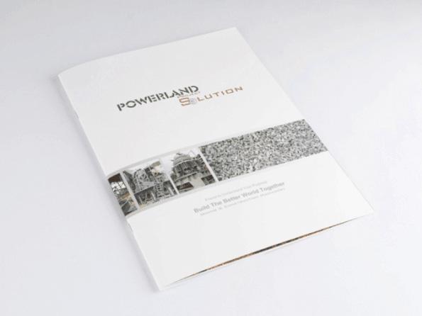 彩页 画册