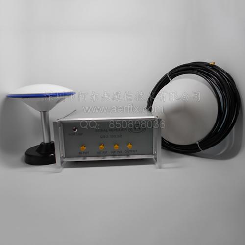 七频卫星信号转发器