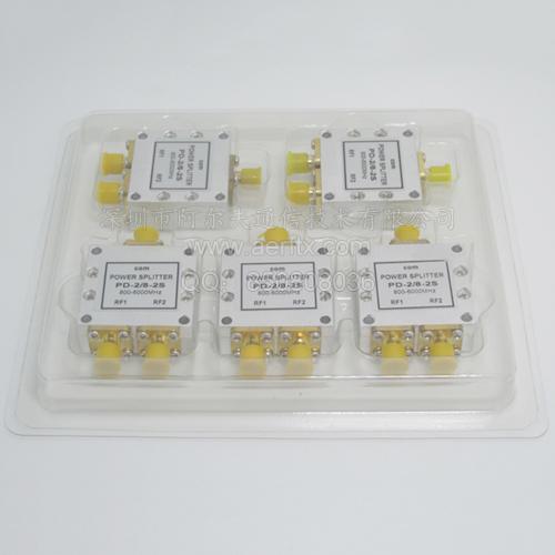SMA二功分器2-8G