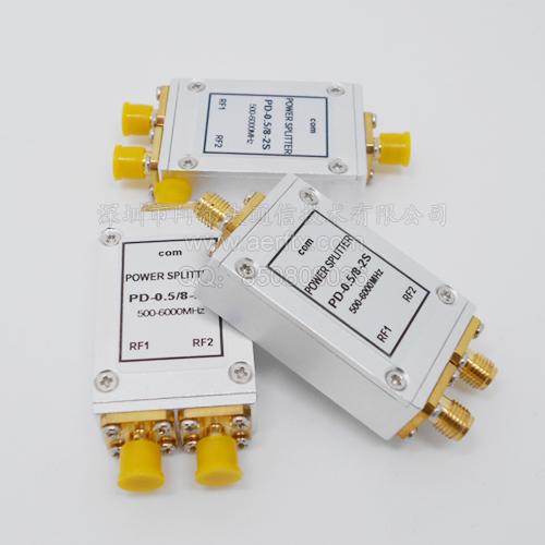 SMA二功分器500-6G