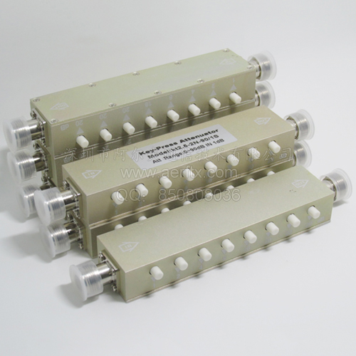 N型按鍵可調0-90dB