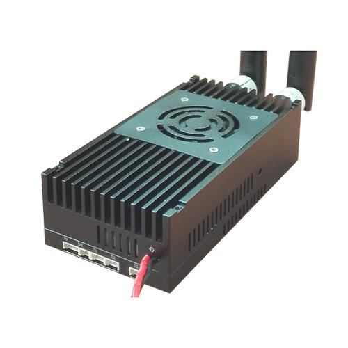 DQ-XRS-933L圖數一體80KM圖傳數據鏈、多接口模式