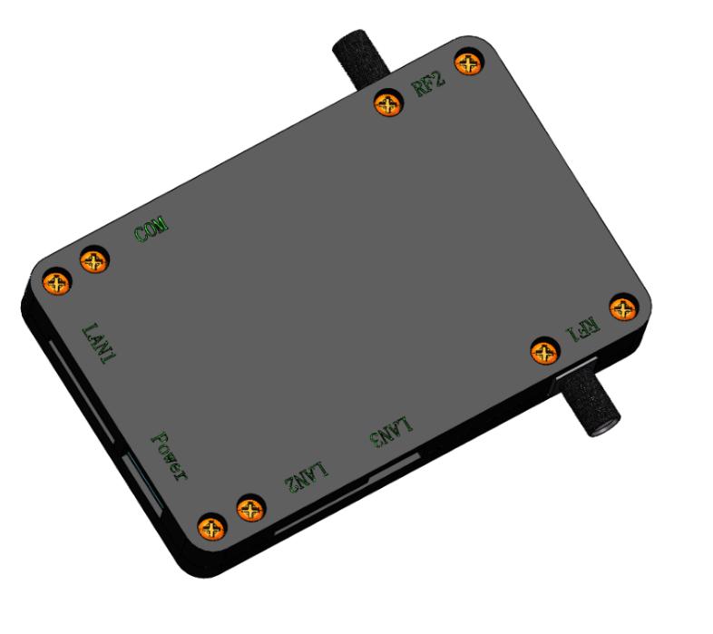DQ-1403無人機輕小型蜂群組網設備,圖傳數據鏈