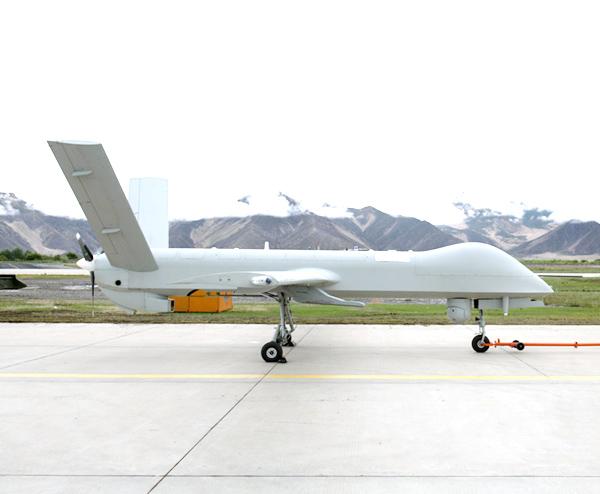 AIR大型无人机状态线检测系统