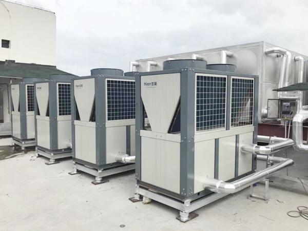 生能空气源热泵热水机