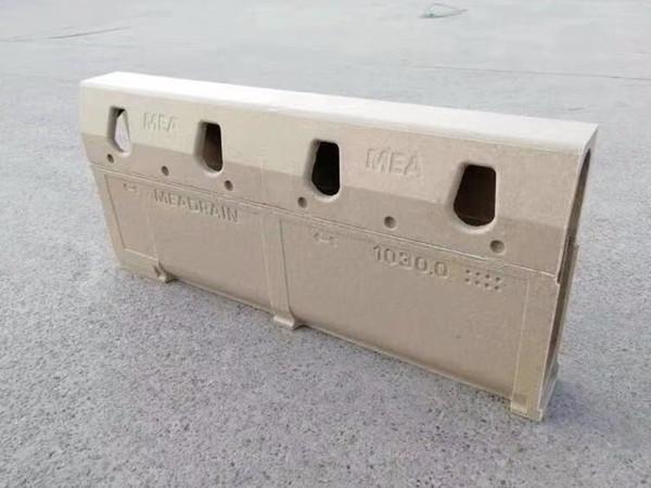 米亚一体式树脂混凝土路缘石排水沟