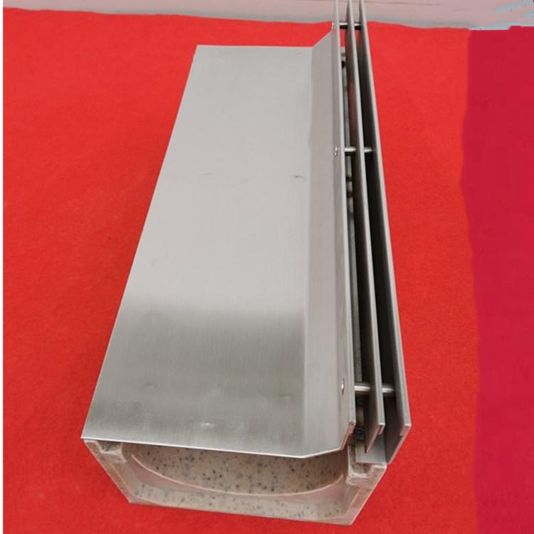 不锈钢缝隙式盖板