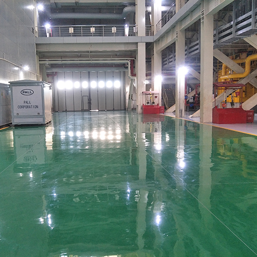 制造业环氧地坪车间