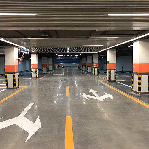 停车场固化剂地坪