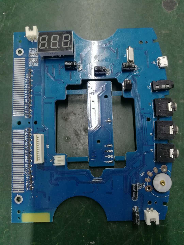 附近插件焊接加工外发_大安伟业_pcb板_smt_激光_数据线