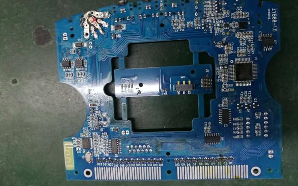 大安偉業_pcba_電子產品SMT加工代工廠