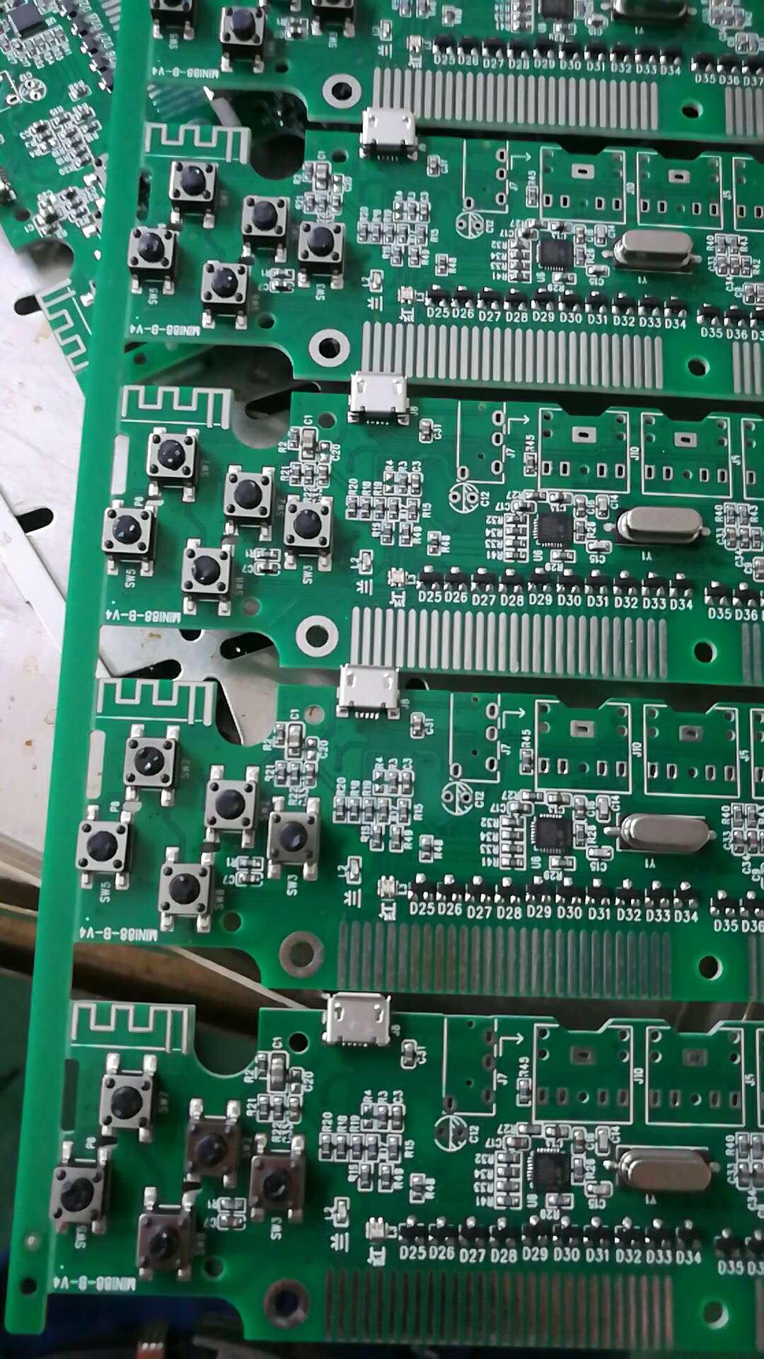 超聲波后焊加工什么好_大安偉業_電子_小批量_pcb_激光