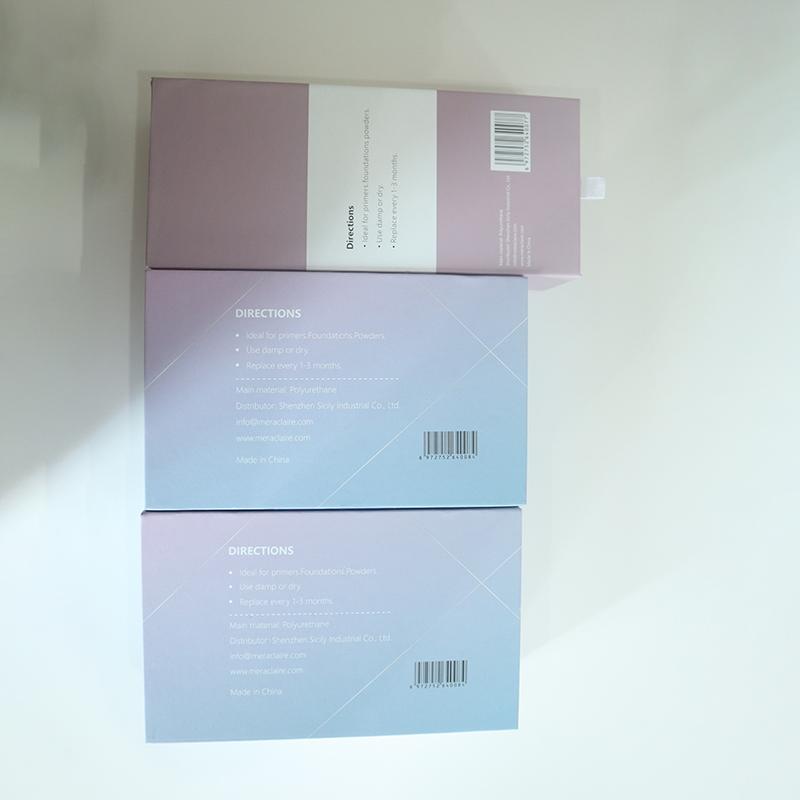 彩色_化妆品盒订做_天鸿达