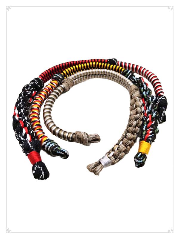 背包装饰编织绳