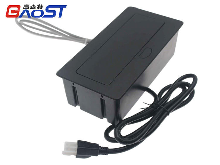 美標插座+USB充電+網絡