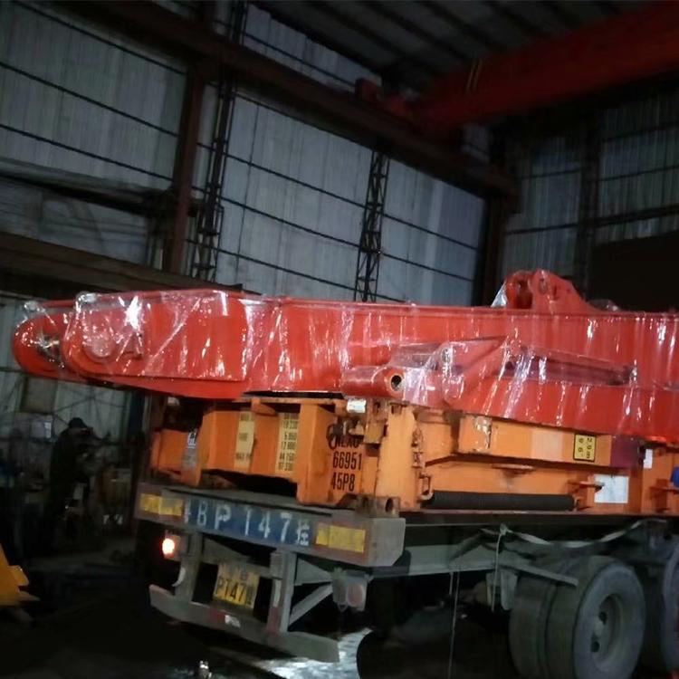 重慶煤礦挖掘機加長臂貴嗎_鑫華機械_隧道遠距離_基礎建設_煤礦