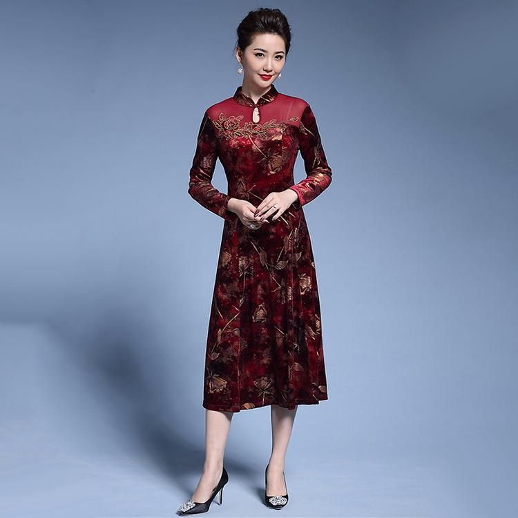 韓式連衣裙小了怎么辦_妙艷服裝_女士新款_絲綢_女款_怎么做