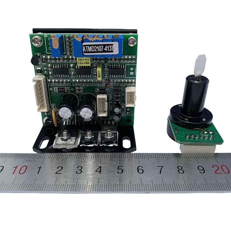 SC30-FS單軸線激光掃描振鏡