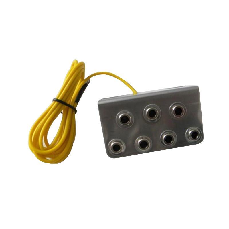 英式_5孔防靜電插座價格_愛達康
