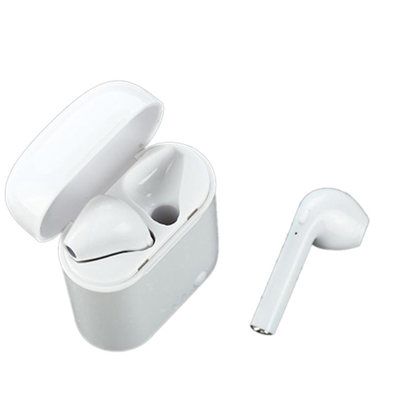 聚高蓝电子_无线双耳mini蓝牙耳机哪个品牌好_小黄人_ipad