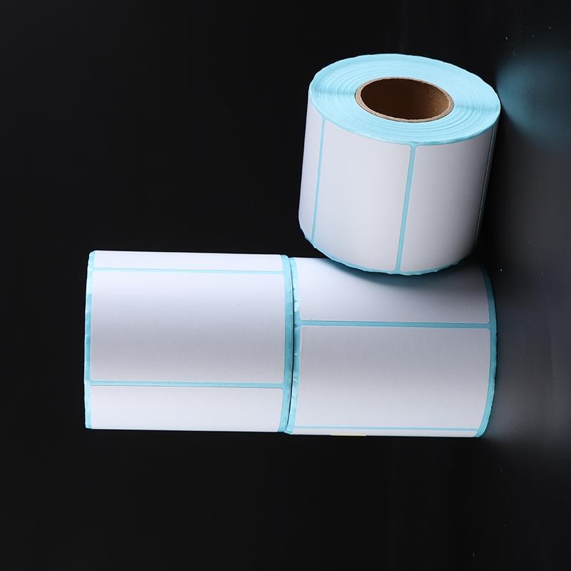 深圳不干胶热敏纸标签纸_国联科技_打印_单层_无芯_带膜_产品标