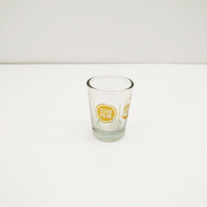 肇慶老式白酒杯生產廠家_任意門設計_促銷_高端_透明_經典_直身