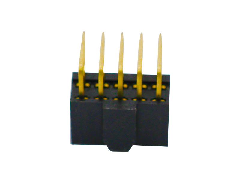 2.0-6.35带凸双弯特殊排母