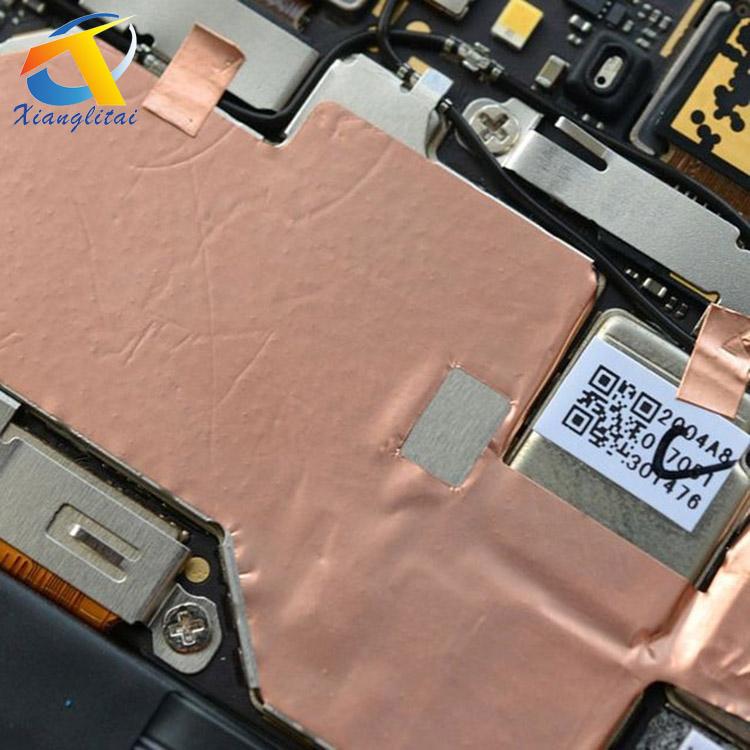 單導銅箔膠帶廠家銷售_祥利泰電子_納米_自粘導電_導電_電纜用