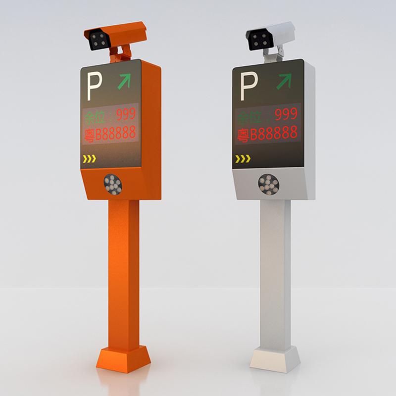 揭阳车牌识别智能停车场管理系统_天诚智通_电子_新能源_停车场