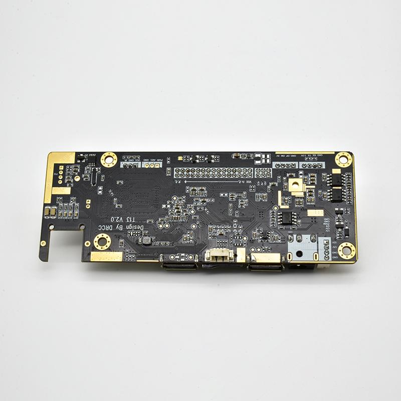 rk3399安卓主板供应_德睿创芯_黑色_车载方案_手机_机顶盒