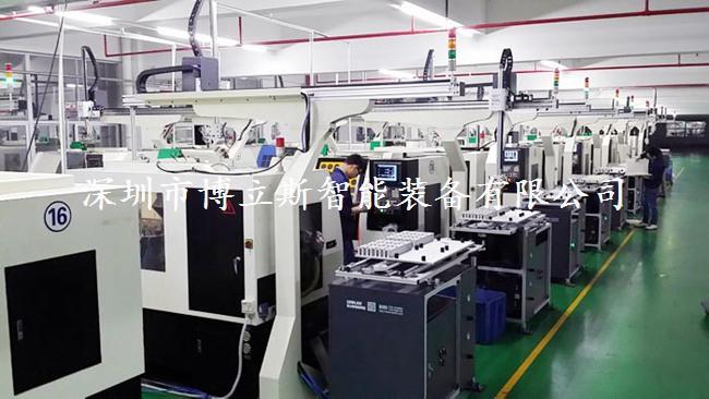 数控机床机械手设备定制 上下料机器人
