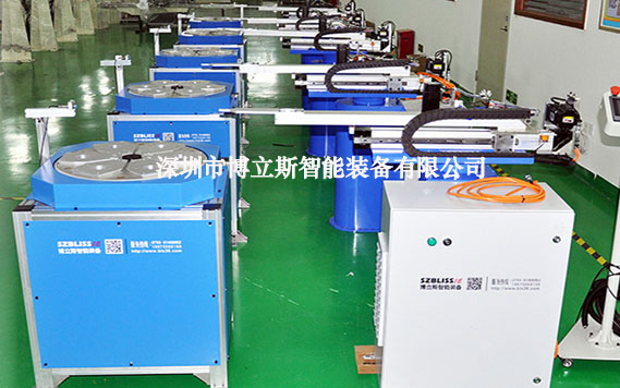 冲压加工机械手厂家 多工位冲床机器人