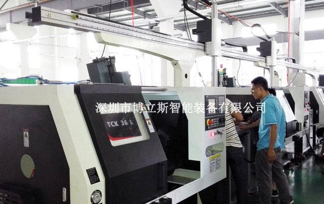 数控机床机械手价格 桁架机械手招代理商